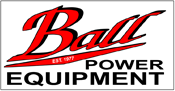 Ball Power Equipment