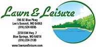 Lawn & Leisure of Lee's Summit, Inc.