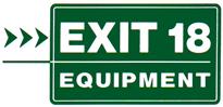 Exit 18 Equipment