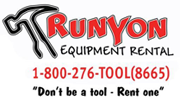 Runyon Equipment Rental, Inc.