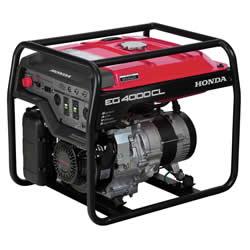 2019, Honda Power Equipment, EG4000, Power Equipment