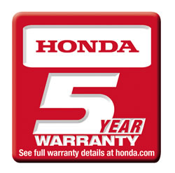 5 year residential warranty