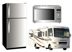 Excellent source of power for RVs, including 13,500 BTU AC units, and basic home backup power