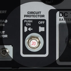Electronic Circuit Breaker