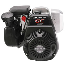 Powerful, easy to start, fuel efficient Honda engine