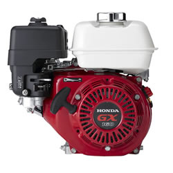 Easy starting Honda OHV commercial engine