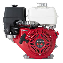 Easy starting Honda commercial OHV engine