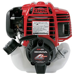 Easy starting Honda mini 4-stroke commercial engine