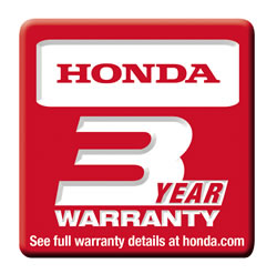 3 year residential / commercial warranty