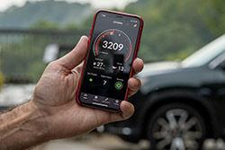 Honda My Generator app + Bluetooth<sup>&reg;</sup> capability