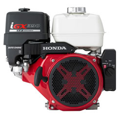 Powerful Honda iGX commercial engine