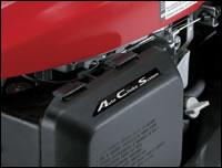 Honda Auto Choke<sup>&trade;</sup> System - easy starting