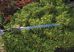Converts your VersAttach? Powerhead into a hedge trimmer